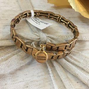 Alex And Ani Freedom Wrap Bracelet